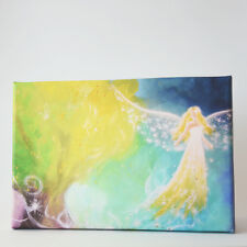 Engel Bild Leinwanddruck Beschützer des Lebens Druck Leinwand Engelbild Wandbild