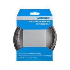 Shimano Road Bike Gear Cable Set - Black