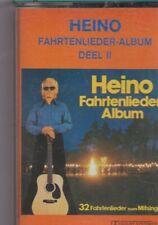 Heino-Fahrtenlieder Album Music Cassette