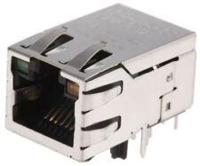 Bel-Stewart MagJack, Straight STP RJ Socket Module