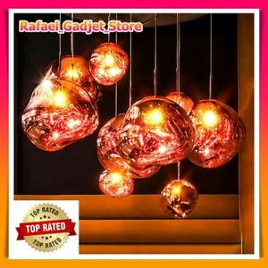 Lava Pendant Lights Nordic Hanging Indoor Lamp Living Room Creative Home Decors
