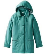 Damart Hoodie Winter Coat  Dark Celadon Size UK 14 rrp £49.99 NH002 MM 12
