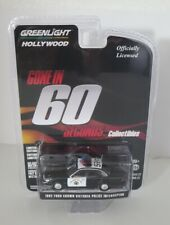 Greenlight 1:64 Gone in 60s - Ford Crown Victoria Police Interceptor Brand new