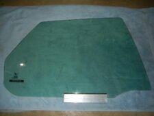 SAAB NG 900 9-3 4 Door Right Rear Door Glass 1994 - 2002
