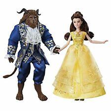 Disney B9167 Beauty and The Beast Belle Grand Romance Doll Set