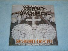 Morbid Sacrifice - Severed Death Album - CD, 2006 Red State Records Release.