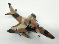 AMER Israel air force Douglas A-4 Skyhawk A4 Fighter 1/72 diecast plane model