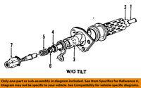 CHRYSLER OEM Steering Column-Shaft Bearings 2265656