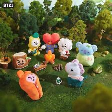Baby BT21 The Green Planet Keychain + FREE GIFT (please read description)