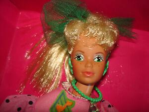 VIKY ROCK STAR Barbie Doll Friend with Steffie Head Mold Estrela Brazil 1980s