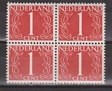 NVPH Netherlands Nederland 460 MNH PF blok sheet Cijfer 1946-1957 Pays Bas