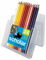 Prismacolor Scholar Student Artist or Crafter Quality Colored Pencils 24 Colors