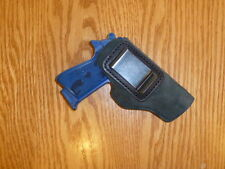 BLACK-IWB Leather Concealment Holster US Made! Walther PP/PPK Astra Sig 230 232