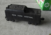 Vintage O Scale Marx New York Central Tender Car