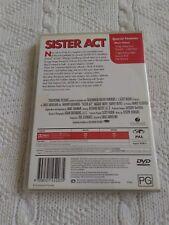 SISTER ACT – DVD, REGION-4, LIKE NEW, FREE POST IN AUSTRALIA