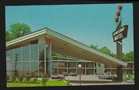 Vintage Unused Postcard of  Expressway Motel, Nashville, Tennessee