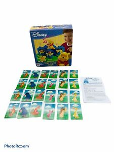 Winnie Pooh Musical Hide N Seek Game Replacement Pieces Character Cards 1996