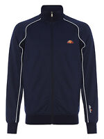 ellesse Men's Polyester Mercado Track Top - Navy