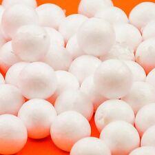 Bolas De Poliestireno X50 - 2 cm de diámetro (esferas, certero, espuma de poliestireno, mesas, PS)