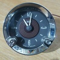CASSIC SMITHS TIME CLOCK  RARE NOW VERY NICE FULLY TESTED