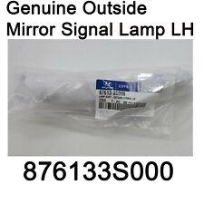 Genuine Outside Mirror Signal Lamp LH 876133S000 For Hyundai i45, Sonata 09-14