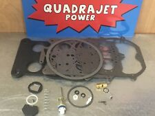 Quadrajet Rebuild Kit. Chevrolet 76-80, Chevy GMC truck 80-89 Best Kit Available