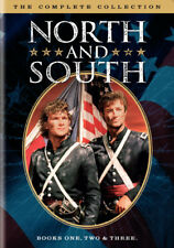 North and South: The Complete Collection (DVD,2004)