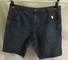 Dark Indigo Blue Jean Shorts-44/4xl Targets Mr Big Very Comfortable