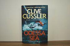 Odessa Sea - Clive Cussler - Hardback 2016 - First Edition 1/1 (EQ)