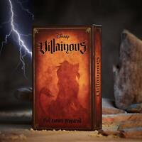 Disney Villainous - Evil Comes Prepared Board Game - Expansion or Standalone
