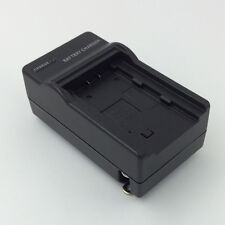 Battery Charger for SAMSUNG SMX-F40SN/XAA SMX-F40BNXAA SMX-F40RN/XAA Camcorder