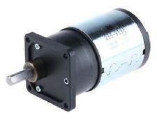 RS Pro 255-9598 RS PRO 12V dc 20Ncm DC Geared Motor Output Speed 136rpm - New