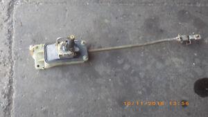 Schaltkulisse, Schaltbox, VW Golf IV 5gang, Teile Nr. 1J0 711 061 A
