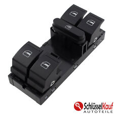 Fensterheberschalter Schalter für VW Golf Jetta Polo Touran Seat 1K4959857B NEU