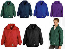 BLUE MAX REVERSABLE MISTRAL JACKET SHOWER PROOF OUTWEAR SPORTSWEAR FREE DELIVERY