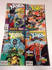 X-Men #81 82 83 84 85 86 87 88 89 90 91 92 93 94 95 1999 15 consecutive issues