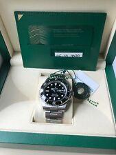 Rolex Submariner Men's Black Watch - 126610LN