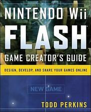 Nintendo Wii Flash Game Creator's Guide: Design, Develop, and Share Yo-ExLibrary
