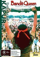 BANDIT QUEEN - DIRECTOR: SHEKHAR KAPUR (DVD - 2011) BRAND NEW!!! SEALED!!!