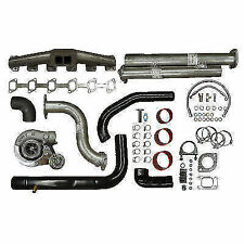DTS TURBO KIT FIT TOYOTA LANDCRUISER 2H 4.0L DIESEL TURBO FOR 60 75 SERIES 2HDTS
