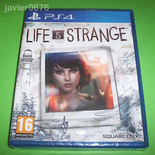 LIFE IS STRANGE NUEVO Y PRECINTADO PAL ESPAÑA PLAYSTATION 4 PS4