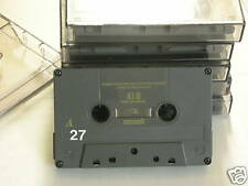 Maxell MX-60 Metal Bias Audio Cassette Tapes