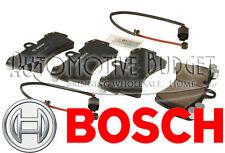 Front Brake Pads w/Sensors Audi Q7 & Volkswagen Touareg - NEW