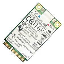 Thinkpad GOBI2000 60Y3183 T410s X201 W510 Wireless WWAN Mobile Broadband 3G Card