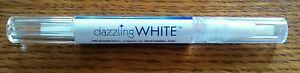 1 BRAND NEW DAZZLING WHITE PROFESSIONAL STRENGTH INSTANT TEETH WHITENING PEN :)