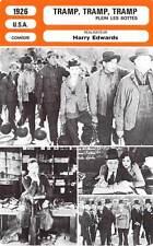 FICHE CINEMA : PLEIN LES BOTTES  Langdon,Crawford,Edwards 1926 Tramp,Tramp,Tramp