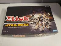 Star Wars Risk Clone Wars Edition Parker Brothers Hasbro PLEASE SEE ALL PICTURE.
