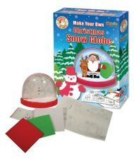 Make Your Own Christmas Xmas Snow Globe Stocking Filler Gift Idea