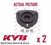 2 x FRONT AXLE TOP STRUT MOUNTING PAIR SET KYB OE QUALITY REPLACEMENT SM5162