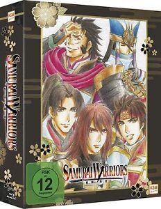 Samurai Warriors (Episode 01-06 im Sammelschuber mit zwei Pla)[Blu-ray/NEU/OVP]